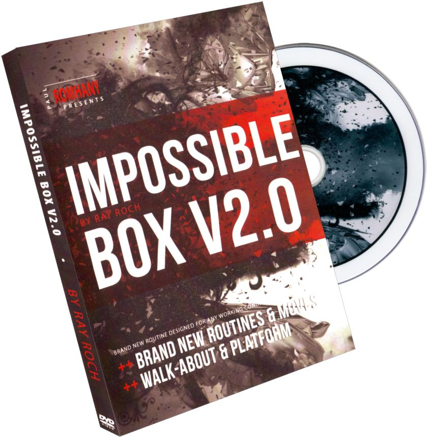 Impossible Box V2.0 von Ray Roche
